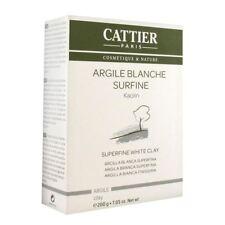 Arcilla blanca, muy fina y Cattier 200g
