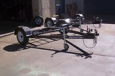 Car Trailer Dolly,gypsy trailer, Winnebago.Avida,bus,motor home