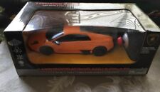 RC Lamborghini Murcielago Fully Functional 1:24 Radio Control Apricot/Orange NEW