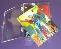2013 DC Superman the Legend Trading Cards (Cryptozoic) Complete Base Set 1-61 !