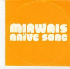 (EI7) Mirwais, Naive Song - 2000 DJ CD