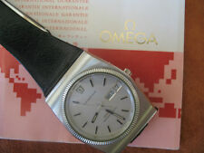 Omega Constellation Megahurtz caliber 1310 with box and paper great condition