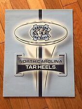 NCAA North Carolina Tar Heels School/Paper Folder-Perfect for 3-Ring Binder!