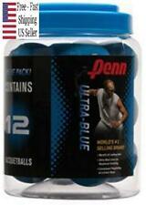 New Penn Racquetballs Raquet Balls Pack of 12 Worlds No. 1 Selling Racketballs