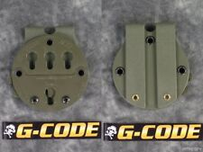 G-Code RTI Holster Battle Belt Molle Mounting Platform Adapter System OD Green