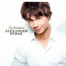 CD Alexander Rybak No Boundaries Eurovision Norway Norwegen 2010