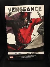 Marvel VENGEANCE HARDCOVER HC Joe Casey Nick Dragotta (collects 1-6)