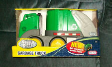 Little Tikes Rugged Riggz GARBAGE TRUCK SEMI NEW IN PACKAGE 2005 VHTF
