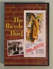 lamberto maggiorani The Bicycle Thief thieves Dvd includes insert