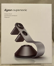 Dyson Supersonic Hair Dryer Display Stand Holder, Silver/Gray 01559