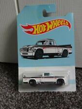 '63 Studebaker Champ Pick Up Hot Wheels 1:64 White