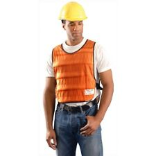OccuNomix Orange MiraCool Cotton Pullover Cooling Vest (Reg/Large)