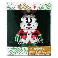 "Disney 3""  Vinylmation Holiday Figure - Santa Minnie Mouse"