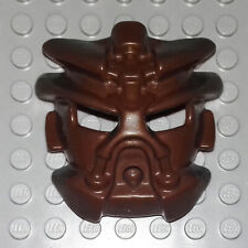 LEGO BIONICLE KANOHI MASK 43616 - PAKARI NUVA,  BROWN - RARE, GREAT CONDITION