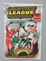 Justice League Of America #9 Dc Comic Book 1962
