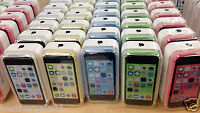 Apple iPhone 5C 16GB 4G 8MP Mobile Smartphone Factory Unlocked With Box UK