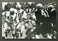 BOB BERRY NCAA Oregon Ducks Football Auto Autographed Signed 4x6 Photo 3