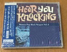 Warner Pop Rock Nuggets 6: I Hear You Knocking -Various Artists (Cd 2018) Sealed
