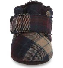 UGG Australia Baby 12 - 18 Months Girl's  Plaid Toddler  4 - 5 Shoe Boot Bootie