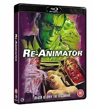 Re-Animator     (1985)         ** Brand New Blu Ray **