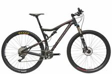 "2010 Santa Cruz Tallboy Mountain Bike 19.5in LARGE 29"" Carbon Deore XT M8000 Fox"