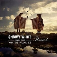 Shiro White and the White Flames/Reunited * NEW CD 2017 * NOUVEAU *