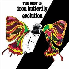 The Best of Iron Butterfly: Evolution by Iron Butterfly (Vinyl, Oct-2012, Friday Music)
