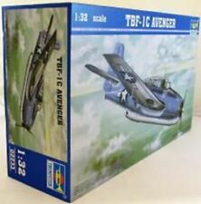 Trumpeter 1:32 02233 TBF-1C Avenger Model Aircraft Kit