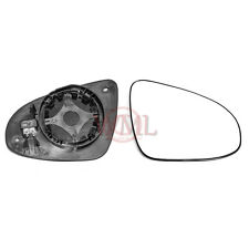 TOYOTA AURIS 2014- 2016 DOOR/WING MIRROR GLASS SILVER,HEATED & BASE RIGHTSIDE