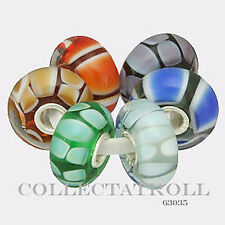 Authentic Trollbeads Silver Contemporary Kit - 6 Beads  63035