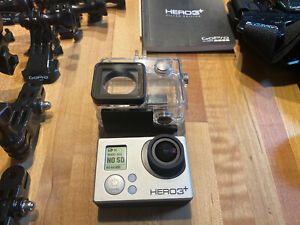 GoPro HERO3+ Silver W/ Tons Of Accessories