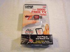 Rabbit TV - 5000  Free Internet channels