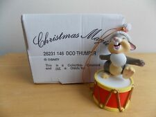 Disney Thumper Christmas Figurine
