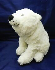 Kohl's Cares, White Polar Bear, 2011, plush stuffed animal