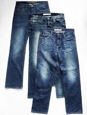 "LOT 3 Prs EXPRESS AMERICAN EAGLE Boot Classic Slim Fit Denim Jeans 32 x 32""/34"""