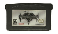 Kingdom of Hearts Chain of Memoirs Nintendo Gameboy Advance 2004 Game Cart Only
