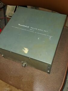 HEATHKIT BALUN COIL SET MODEL B-1 VINTAGE HAM RADIO EQUIPMENT
