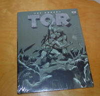 DC COMICS TOR VOLUME 3 HARD COVER GRAPHIC NOVEL JOE KUBERT SEALED COMIC BOOK TPB