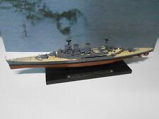ACORAZADO WARSHIP HMS HOOD 1920-1941 1:1250 ATLAS De AGOSTINI #102