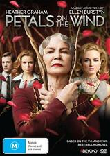PETALS ON THE WIND (2014 Heather Graham) -  DVD - UK Compatible - New & sealed