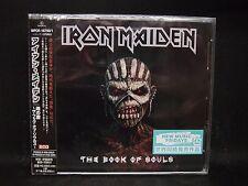 IRON MAIDEN The Book Of Souls JAPAN 2CD ASAP Psycho Motel Urchin Samson
