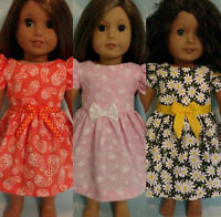 "18"" Doll Dress fits 18 inch American Girl Doll Clothes 60abc"