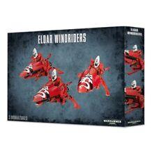 Jeux: WARHAMMER 40k: Eldar windriders