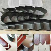 Set Of Leather Craft Cutter Punch Strap Belt Wallet End Tools Die Cut Hand Craft