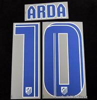 Atletico Madrid Camisa De Futebol 6 Koke nome número definido de ... 9f8dc97d95b86