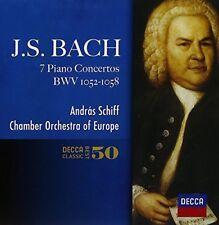 Andras Schiff - J.S.Bach: Piano Concertos [New CD] Shm CD, Japan - Import
