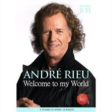 Andre Rieu Welcome to My World Episodes 9 - 11 DVD Region 0