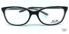 Oakley OX1131-0352 Banded Black Standpoint Eyeglasses New Authentic 52