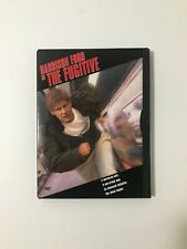 The Fugitive (DVD, 1997) Harrison Ford Snap Case FREE SHIPPING