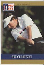 Bruce Lietzke #65 1990 Pro Set PGA Tour Golf Special Inaugural